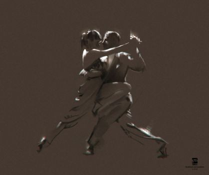 20150606 Tango by psdeluxe