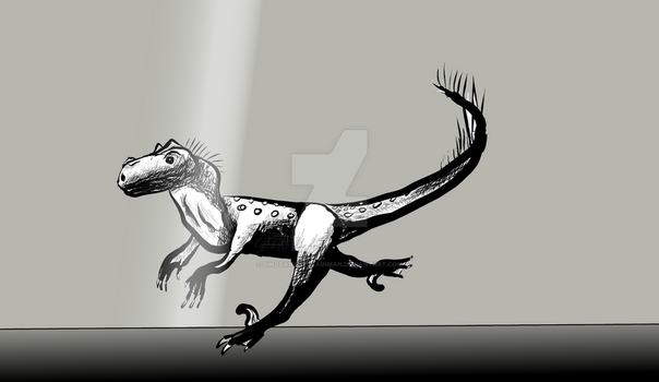 Speculative Archosaur by dinodanthetrainman