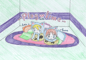 DreamSora1549 - Playtime by ph2nz101