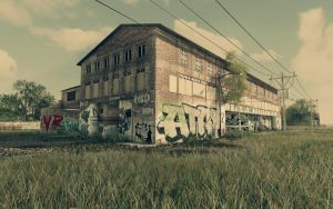 Crysis- Old Factory Site by RKGrafixx