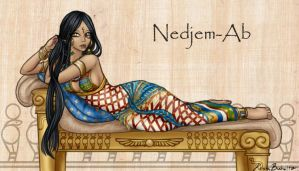 Nedjem-Ab by PookaWitch