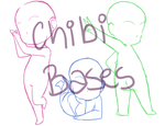 Chibi Bases by Val4s-san