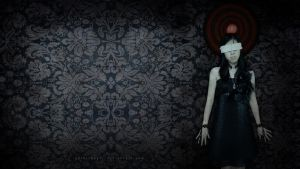 wallpaper-blindfolded by g0thicAngeL