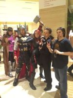 marvel cosplay unite! by withwindonfire