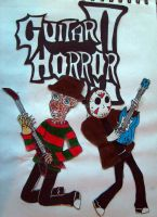 Guitar Horror 2 by Criss-Angel-lover