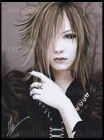 Uruha +HYENA+ by cassiesillustrations