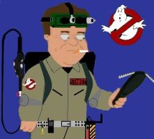 Family Guy Ghostbusters 7 by rgbfan475