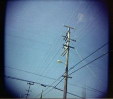 Wires by luer