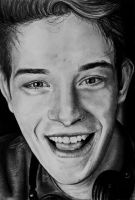 Francisco Lachowski by linneaplace