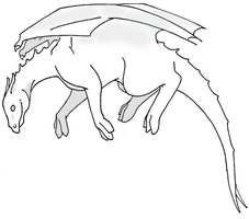 Firelizard template by GryphonOftheNorth