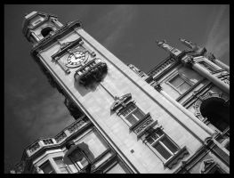Clock Tower by FreddyC