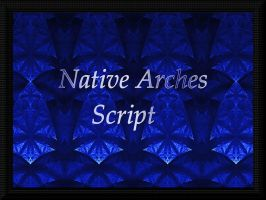Native Arches Script by FracFx