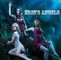 Eric's angels by cullenfireworks