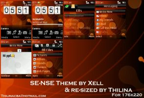 SE-NSE V5 theme for SE by ThilinaC
