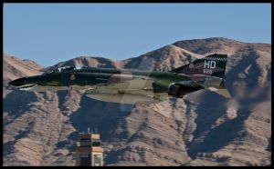 Nellis Phantom 5 by AirshowDave