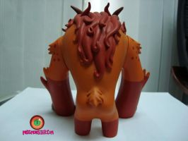 final foo dog toy photo three by missmonster