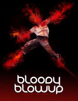 BLOODY BLOW UP by p32n