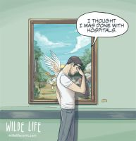 Wilde Life - 104 by Lepas