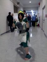 Toph Beifong - Anime Boston 2014 by DantesTobari