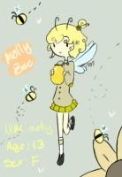 molly bee by Ask-Olive-And-Oliver