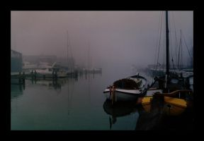Harbour... by Digger36