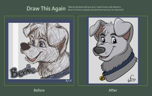 Draw This Again Challenge by Miss-Melis