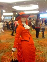Madame Red by xcv2013