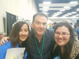 Richard Horvitz at Kawaii Kon by IrkenFundip