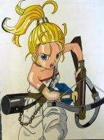 Marle  from Chrono Trigger (Finished) by MasterMcCraig1982