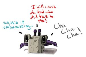 Blitzwing Cube by Shirobutterfly