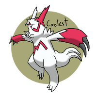 Pokeddex Day 22 - Zangoose by Kame-Ghost