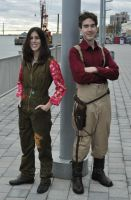 Youmacon Firefly Cosplay by thatbloodypirate