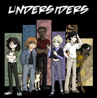 Undersiders by sl236