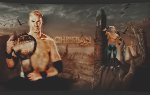 Christian Cage Signature by AsiiMDesGraphiC