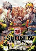 Shonen Jump Naruto Cover Contest 2014 by V0IDsKhaos
