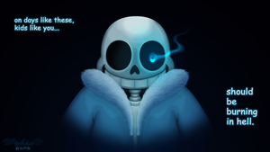Wanna Have a Bad Time? by VibrantEchoes