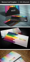 Freebie 3 in 1 Business Card Templates by nasirktk