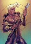 Ruby Rhod - SuperGreen by ElephantWendigo
