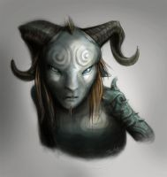 the faun by nastynoser