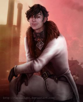Fable 3: Reaver by Tanzanight