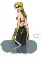 Kylara Coloured by Jon-Boi