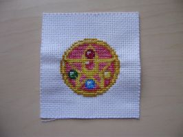 Broche Sailor Moon R by safi-chan