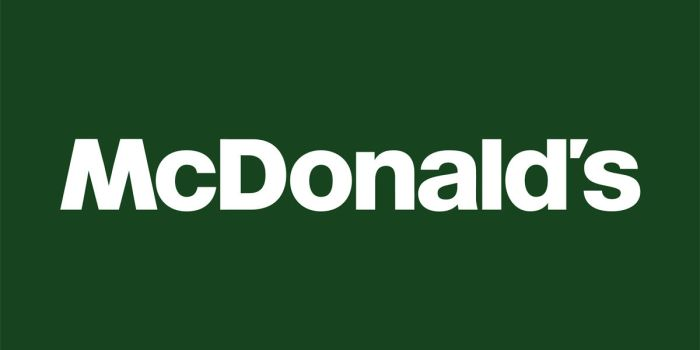 McDonald's EU Logotype presentation by MartinSilvertant