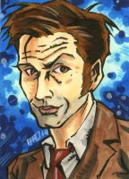 10th Doctor by bphudson