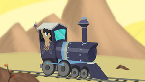 Cogsy's Train by Cogs-Fixmore