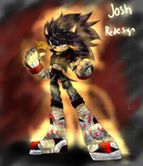Jero Irin Redesign by FreedomReigns97