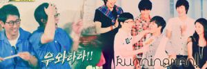 Running Man signature2 by secondclick