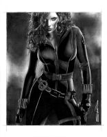 Black Widow by RandySiplon