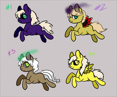 Pony Kids 1 by AgenderedKing