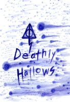 HAIR DYE The Deathly Hallows by IsaacMonster